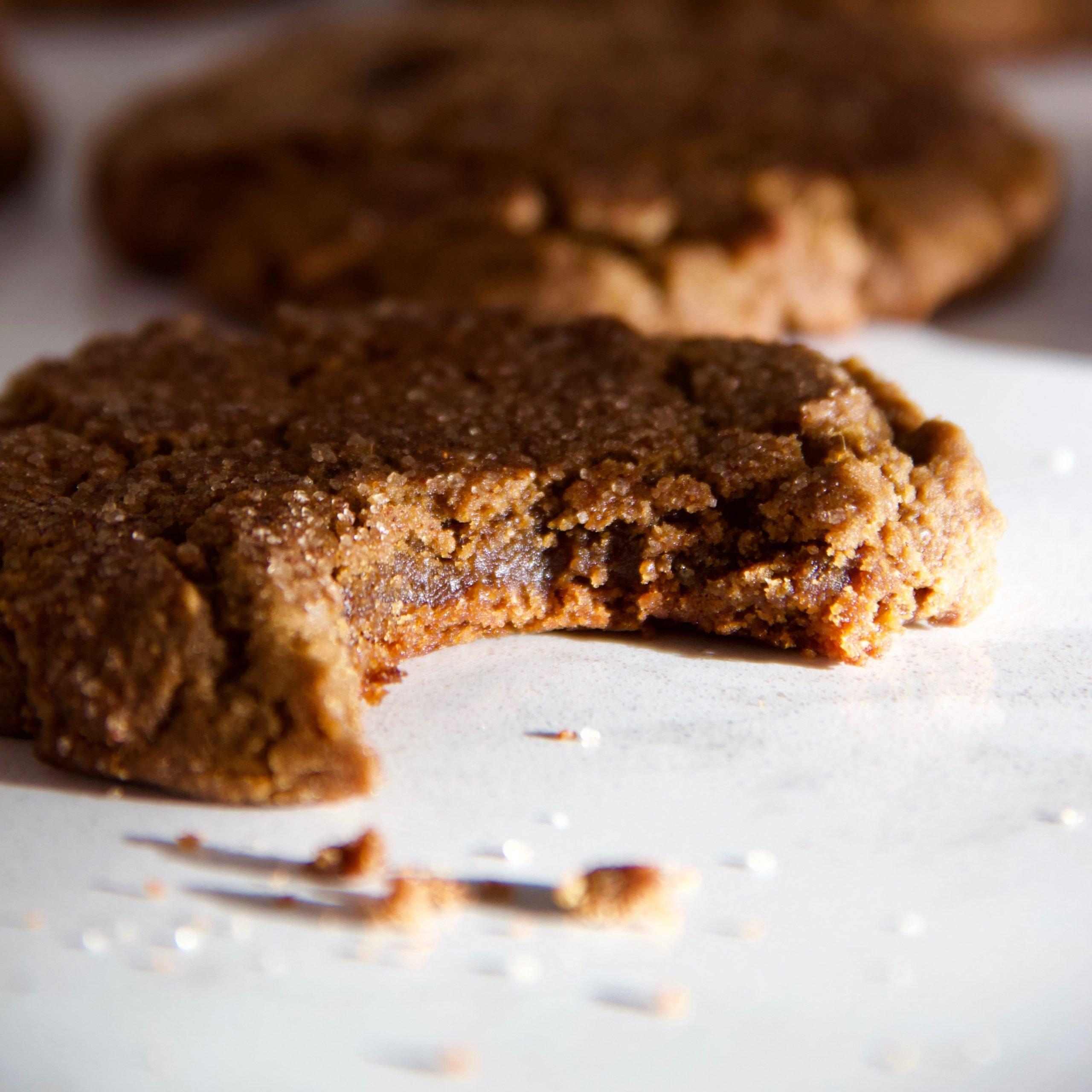 Fresh Ginger Cookies